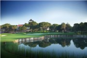 Montgomerie Maxx Royal Golf Course 9thHole
