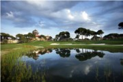 Montgomerie Maxx Royal Golf Course 18thHole