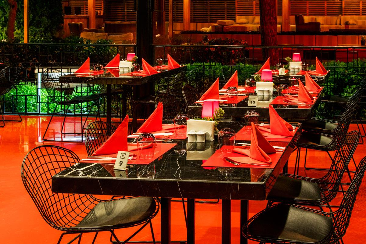 China Garden & Teppanyak