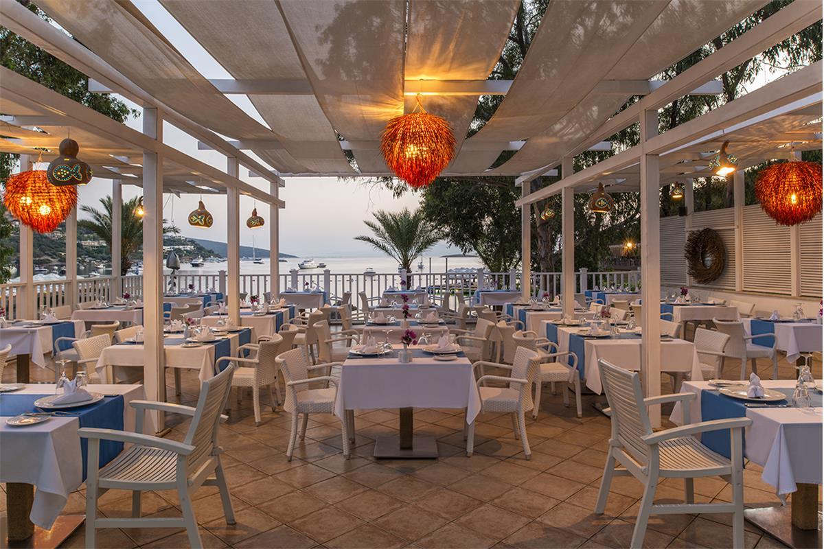 Deep Fish A la Carte Restaurant