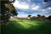 Montgomerie Maxx Royal Golf Sahası 3. Delik