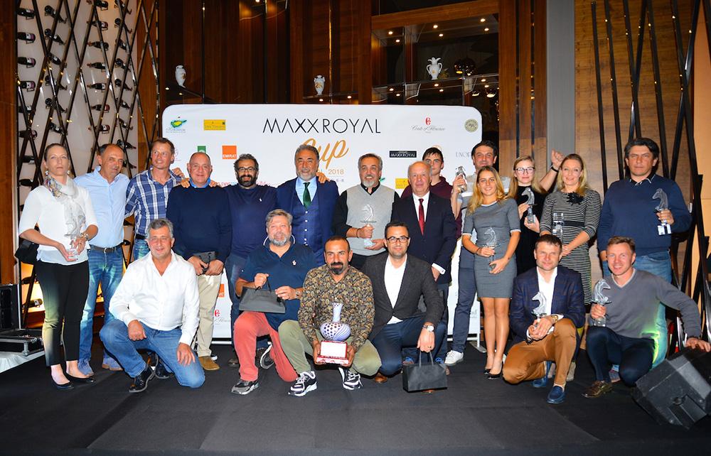 Maxx Royal Cup Şampiyonu Recep Turan Oldu!